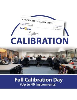 Full Calibration Day (Up to 40 Instruments)