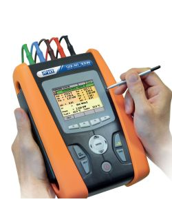 HT Solar 300N Power Quality Analyser