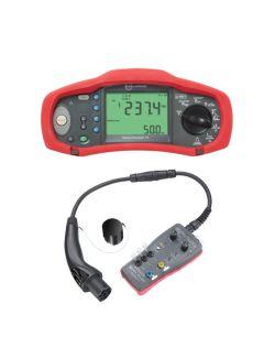 Amprobe Pro Install-75 With EV-520 Adaptor Kit