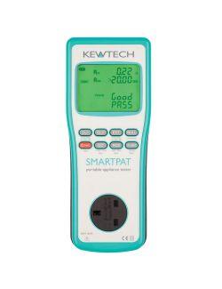 Kewtech SmartPat PAT Tester (Choice of Kit)