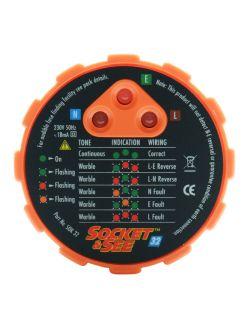 Socket & See SOK32 Professional Socket Tester