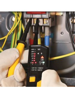 Martindale VT25 Two Pole Voltage and Continuity Tester