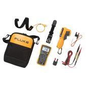 Fluke 116/62MAX+ HVAC Multimeter and IR Thermometer Combo Kit