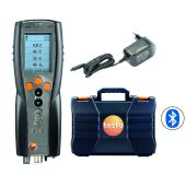Testo 340 Industrial Combustion Analyser (Choice of Kit)