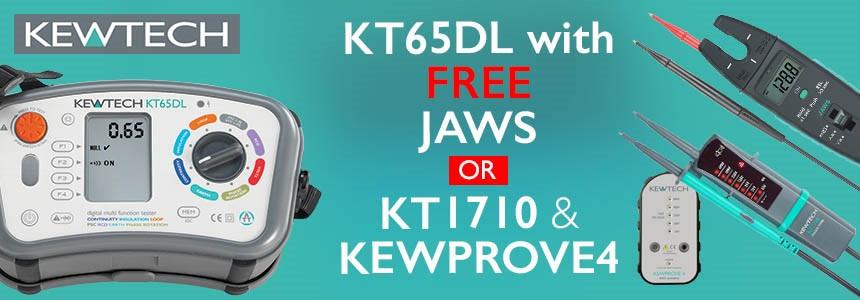 KT65 Promo Banner